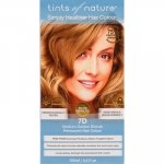 Tints of Nature Haarfarbe permanent 7D goldblond